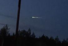 4 августа над Сургутом пролетел метеорит